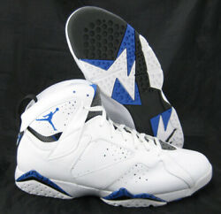 2009 Nike Air Jordan Vii Retro 7 Dmp Pack Og Sz 16 304775-161 Magic Royal Blue