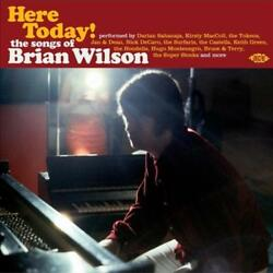 Various Artists Here Today The Songs Of Brian Wilson New Vinyl