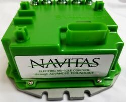 600 Amp Navitas Motor Controller For Club Car Utility And Star Ev Golf Carts 25mph