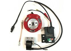Bultaco Pursang Electronic Digital Ignition Variable Advance In The Power Curve