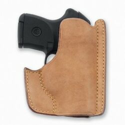 Galco Gunleather Conceal Carry Natural Front Pocket Horsehide Holster
