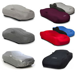 Coverking Custom Vehicle Covers For Delorean - Choose Material And Color