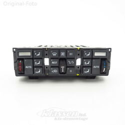 climate control panel Mercedes S-Class W140 A1408300685