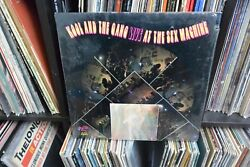 Kool And The Gang Live At The Sex Machine Orig St Gf Yr Sealed Saw Mark Nm
