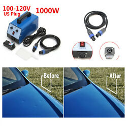 100-120V Car Auto Dent Repair Tool US Plug Hot Box PDR Induction Machine Heater