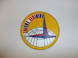 B4467 Ww2 Us Army Air Force Transport Command Patch Leather Yellow R11d