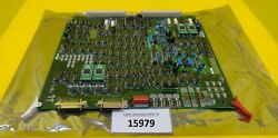 Nikon 4s018-028-1-d Interface Relay Card Pcb Bldrv Nsr-s202a Used Working