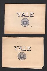 Cole Porter Composer/lyricist Collection Of Yale Programs And Ephemera