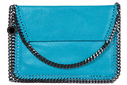 STELLA MCCARTNEY WOMEN'S CROSS-BODY MESSENGER SHOULDER BAG NEW FALABELLA MIN 710