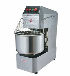 220v Dough Mixer 20l Spiral Double Action Double Speed Household Commercial Ii