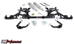 Umi 1998-2002 F-body Ls1 Front End Kit Drag Stage 5 Fbs005 Black Chrome Moly