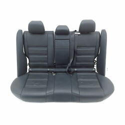 seat bench Mercedes IS-class W212 IS 63 AMG 01.09-