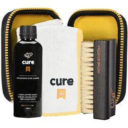 Crep Protect Cure Premium Shoe Cleaning Kit with Carrier Pouch $17.99