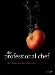 The Professional Chef Hardback Or Cased Book