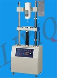 Electric Vertical Test Stand For Anloganddigital Force Push Pull Gauge 5000n/50 Nt