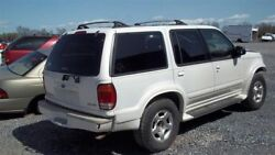 Transfer Case 4wd Part-time Electric Shift Fits 98-01 Mountaineer 322152