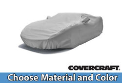 Custom Covercraft Car Covers For Chrysler - Choose Material And Color