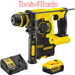 Dewalt Dch253n 18v Xr Sds+ Rotary Hammer Drill With 1 X 4.0ah Battery And Charger
