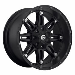 CPP Fuel Off Road D531 Hostage wheels 20x12 fits: FORD F250 F350 1998-OLDER 4X4