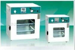Vacuum Drying Oven Digital Working Room 41.5x37x34cm 250℃ Cabinet Pc