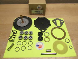 1953 - 1956 Hudson Wasp Hornet Double Action Fuel Pump Kit Todayand039s Fuel Ac 4057