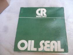 Lot Of 31 New Cr Chicago Rawhide 401401 Oil Seals