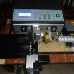 Wire Cutting Twister Stripping Twisting Machine Automatic Good Quality Cable Yg