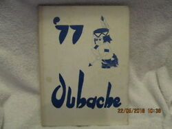 1977 Yearbook Wabash Valley College Mount Mt. Carmel Il Oubache Great Photos