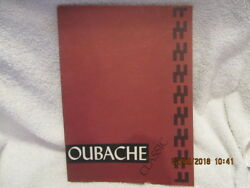 1983 Yearbook Wabash Valley College Mount Mt. Carmel Il Oubache Great Photos