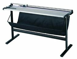 51 Inch Aluminum Alloy Rotary Paper Trimmer Cutter + Stand - Kw-trio 3022
