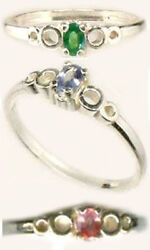 Ring Alexandrite Antique 19thc Russia Natural Andfrac14ct Color-change Genuine Handcut