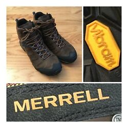 Merrell Chameleon Shift Men 9.5 Ventilator Waterproof Hiking  J01543 Shoes Boots