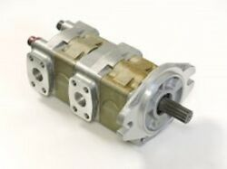 New Caterpillar Hydraulic Gear Pump Fits Cat 910f Loader With 3114 Engine