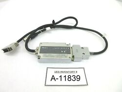 Mitutoyo 09aab215 Linear Scale St420 Nikon 4s554-162 Nsr-s205c Used Working