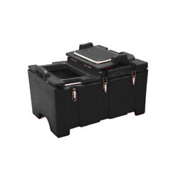 Cambro 100mpchl158 Camcarriers 40qt Capacity - Top Loading - Hot Red
