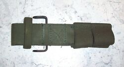 Vietnam M56 Webbing Bayonet Frog - 1968 To 1970and039s Australian Army Issue