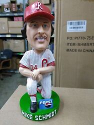Mike Schmidt Reading Phillies Bobble Sga And03903 Pepsi Reading Phillies Bobblehead