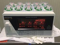 Criticare Poet Iq Anesthesia Gas Module With Water Check 2 Water Trap/filter