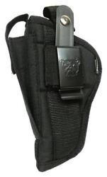 Bulldog Cases Extreme Belt Holster Fits Most Medium Frame Autos with Laser or L