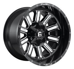 CPP Fuel Off Road D620 Hardline wheels 20x12 fits: FORD F250 F350 1998-OLDER 4X4