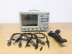 Lecroy 354 500mhz 2gs/s 4ch Oscilloscope With Pp006a Probes