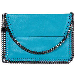 STELLA MCCARTNEY WOMEN'S CROSS-BODY MESSENGER SHOULDER BAG NEW FALABELLA MIN 7A1