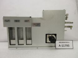 Nikon Pnuematic Control Box Nsr-s204b Step-and-repeat System Used Working