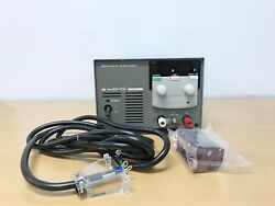 Kikusui Pan60-10a 0-60v 10a Regulated Dc Power Supply With Accessory