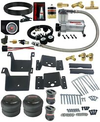 Air Tow Kit Black In Cab Control Fits 6