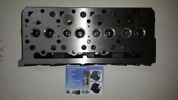 Mahindra 4510 Cylinder Head Indirect Injection For 10 Bolt Valve Cover