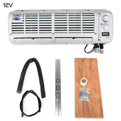 12V Car Truck Evaporator Compressor Hanging Air Conditioner Easy Installation