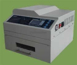New Puhui T-937 Lead-free Reflow Oven Small Desktop Heater Reflow Furnace 220 Bc