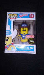 Ad Icon Exclusive Funko Pop Glow Twinkie Chase