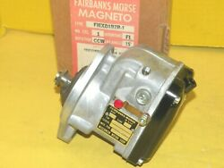 Fairbanks Morse New Magneto Fmxd1b7r1 For Wisconsin Agnd Agn / Y107b-s1 Y107a-s1